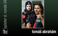 Weiterlesen: Der Spieler der 24. Runde: Tomáš Abrahám