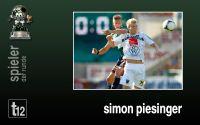 Weiterlesen: Der Spieler der 3. Runde: Simon Piesinger