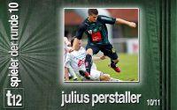 Weiterlesen: Spieler der 10. Runde: Julius Perstaller