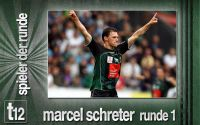 Weiterlesen: Der Spieler der 1. Runde: Marcel Schreter
