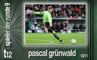 Weiterlesen: Der Spieler der 9. Runde: Pascal Grünwald