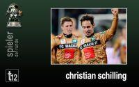 Weiterlesen: Spieler der 18. Runde  Christian Schilling