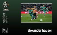 Weiterlesen: Der Spieler der 19. Runde: Alexander Hauser