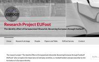 Weiterlesen: EUfoot - Forschungsprojekt zu Fußball und seinen Fans in Europa
