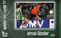 Weiterlesen: Der Spieler der 11. Runde: Ernst Öbster