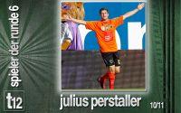 Weiterlesen: Der Spieler der 6. Runde: Julius Perstaller