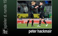 Weiterlesen: Der Spieler der 15. Runde: Peter Hackmair