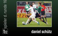 Weiterlesen: Der Spieler der 16. Runde: Daniel Schütz